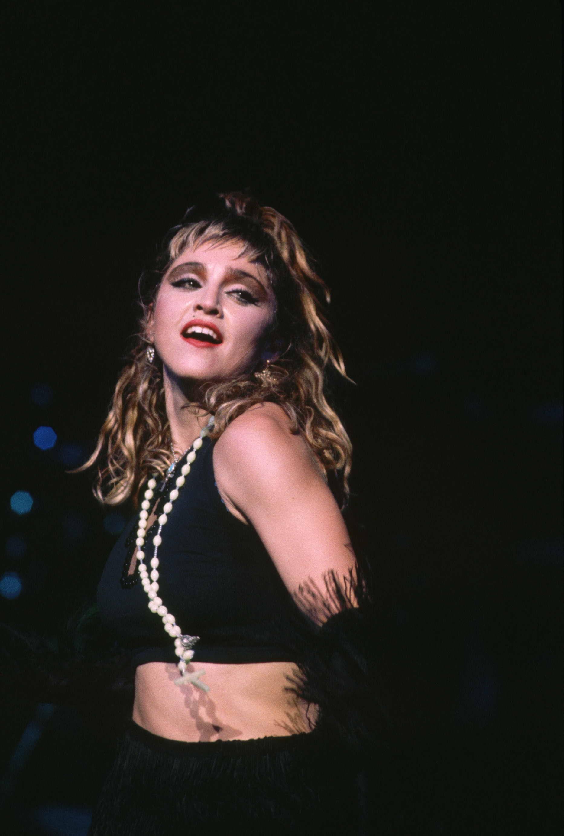 madonna 1985 virgin tour - photo #5
