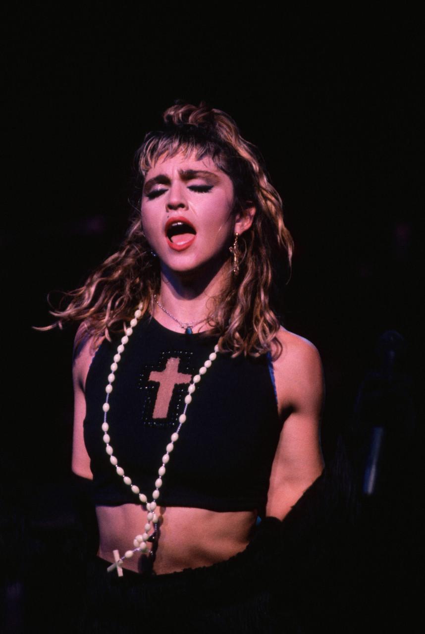 madonna 1985 virgin tour - photo #33
