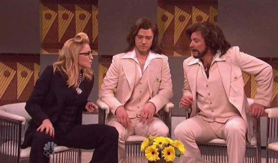 Madonna no SNL 2013