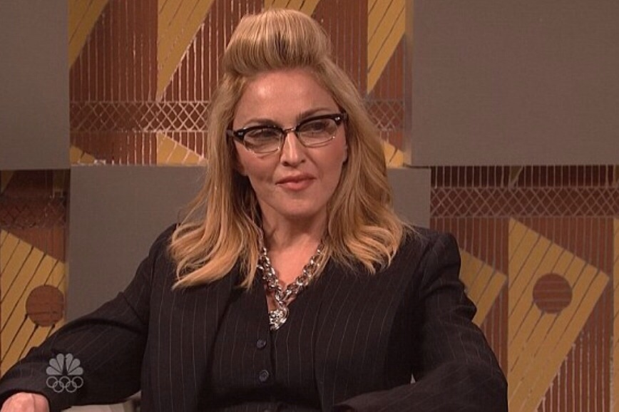 Madonna no Saturday Night Live 2013