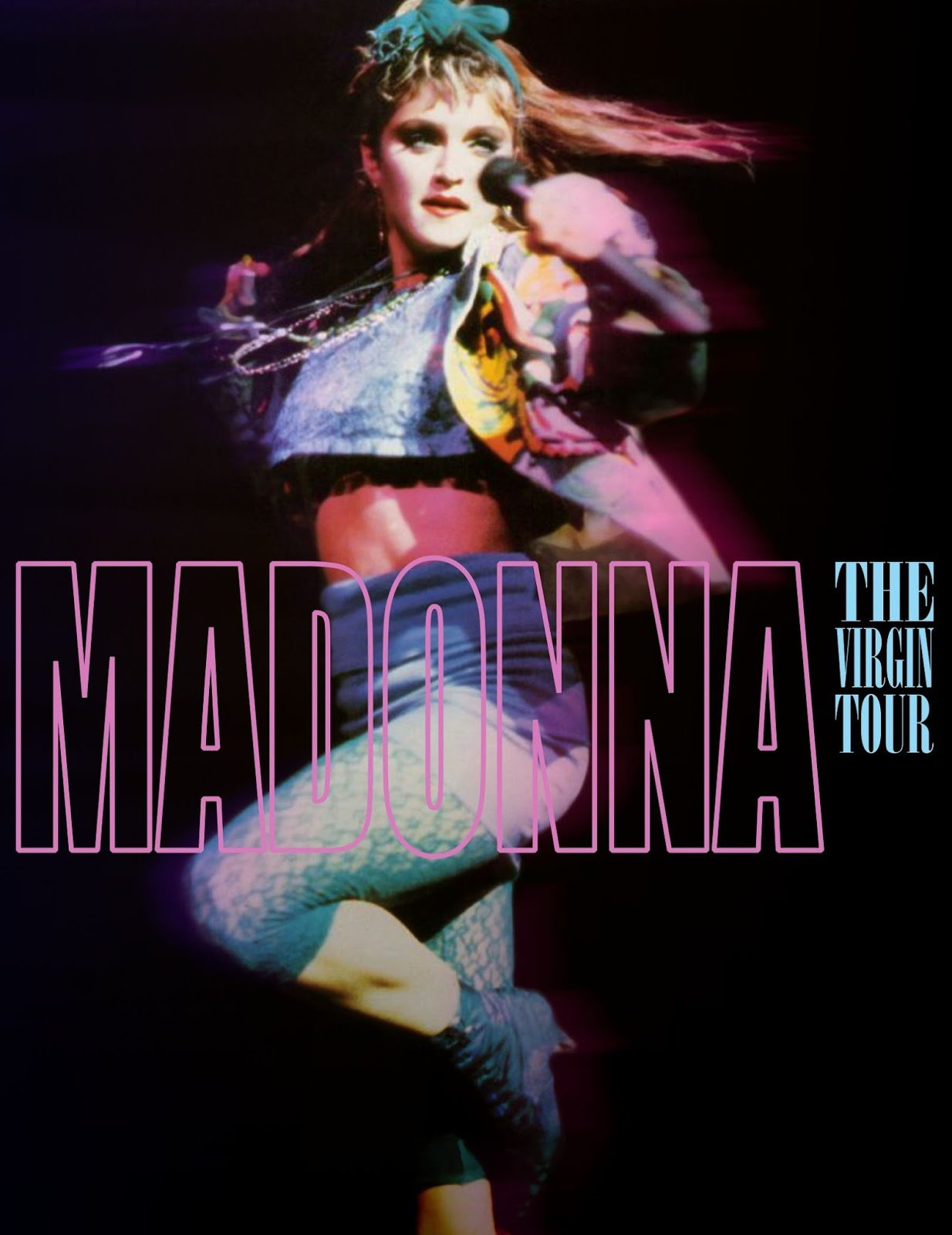 The Virgin Tour Dvd 18